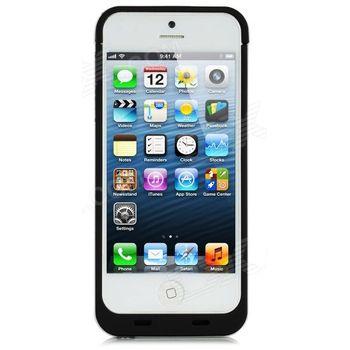 Pouzdro s baterii 3000mAh pro iPhone 5/5S - černá