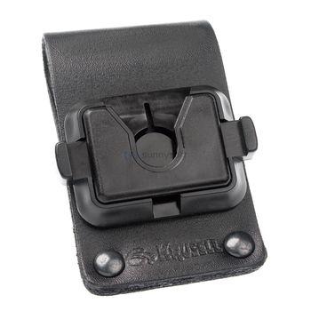 Krusell Klip kožený - Leather Swivel kit - 65 mm