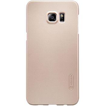 Nillkin zadní kryt Super Frosted pro Samsung G928 Galaxy S6 Edge+, zlatý