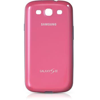 Samsung ochranné pouzdro plus EFC-1G6BPE pro Samsung Galaxy S III (S9300), růžová