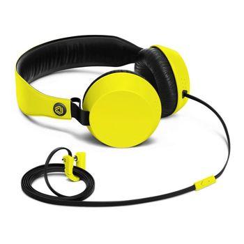 Nokia WH-530 Boom stereo Headset by COLOUD, žlutá