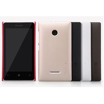 Nillkin zadní kryt Super Frosted pro Nokia Lumia 435, černý