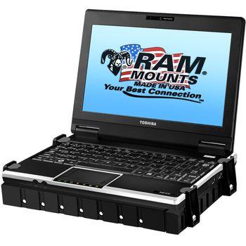 RAM Mounts držák na notebook univerzální, š. 217-282 mm, tl. 0-70 mm, RAM-234-6
