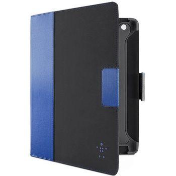 Belkin iPad 3 pouzdro Cinema Folio, černé/modré (F8N772cwC02)