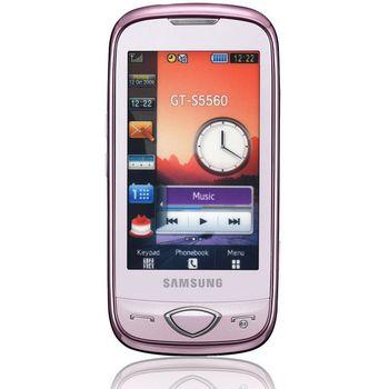 Samsung S5560i Romantic Pink