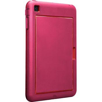 Case Mate Tough Xtreme Case pro Apple iPad Mini - růžová/červená