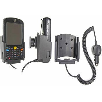 Brodit držák do auta na Motorola (Symbol) MC55/MC65/MC67 bez pouzdra, s nabíjením z cig. zapalovače