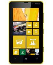 Nokia Lumia 820 žlutá