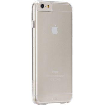 Case Mate ochranné pouzdro Barely There pro Apple iPhone 6 Plus, transparentní