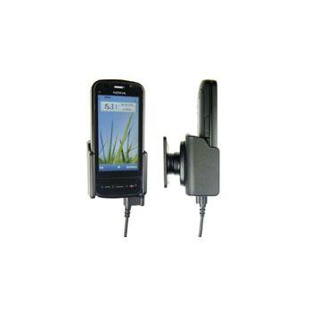 Brodit držák do auta pro Nokia C6-00 s nabíjením z cig. zapalovače