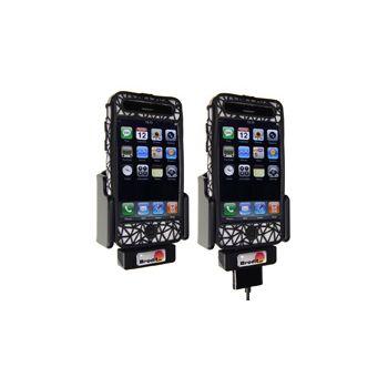 Brodit držák - Apple iPhone 2G, 3G a 3GS - průchozí konektor (nast. šířka pro zařízení v obalu)