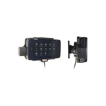 Brodit držák do auta pro Nokia N900 se skrytým nabíjením v palubní desce