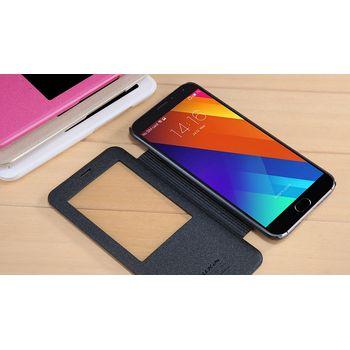Nillkin pouzdro Sparkle S-View pro Meizu MX5, černé