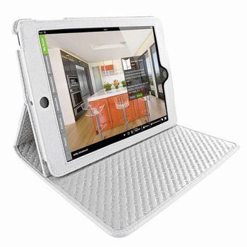 Piel Frama pouzdro pro iPad Mini Cinema Model, White