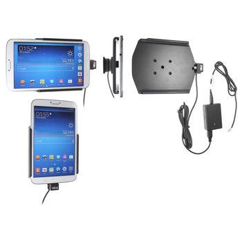 Brodit držák do auta na Samsung Galaxy Tab 3 8.0 bez pouzdra, se skrytým nabíjením
