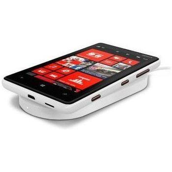 Nokia bezdrátová nabíjecí podložka DT-900 - Nokia Lumia 920/820, bílá