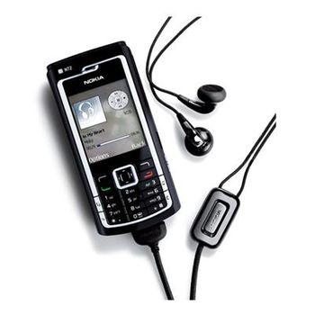 Nokia N72 - Deep Plum