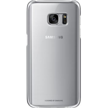Samsung ochranný zadní kryt EF-QG930CS pro Galaxy S7, stříbrný