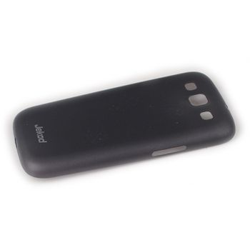 Jekod TPU kryt Ultrathin 0,3mm pro Samsung i9300 Galaxy S3, černá transparentní