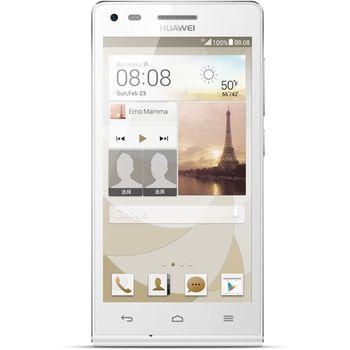 Huawei G6 3G, bílá