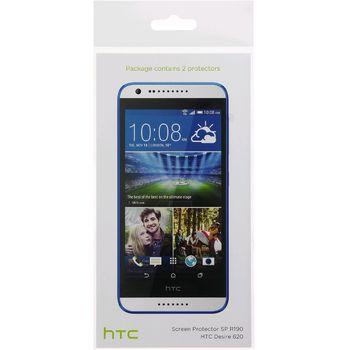 HTC ochranná fólie SP R190 pro HTC Desire 620, 2ks, čirá