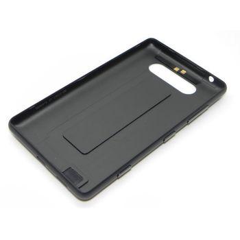 Náhradní díl kryt baterie pro Nokia Lumia 820, matně černý