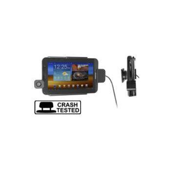 Brodit držák do auta pro Samsung Galaxy Tab 2 7.0 GT-P3100 se zámkem a nabíjením  z cig. zapalovače