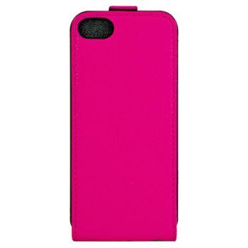Xqisit flipové pouzdro pro iPhone 5C růžové