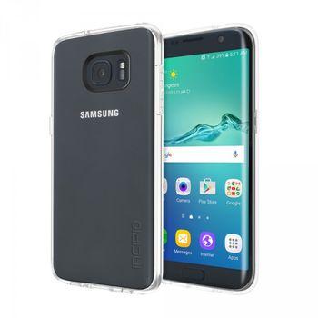 Incipio ochranný kryt Octane Pure Case pro Samsung Galaxy S7 edge, černé/transparentní