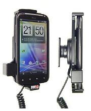 Brodit držák do auta na HTC Sensation/XE bez pouzdra, s nabíjením z cig. zapalovače