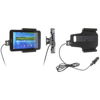 Brodit držák do auta na Samsung Galaxy Tab 3 Lite 7.0 bez pouzdra, s nabíjením z cig. zapalovače/USB
