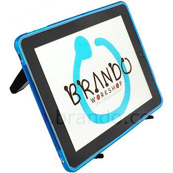 Univerzální přenosný stojánek pro iPad/netbook/notebooky a ostatní tablety (bílý)