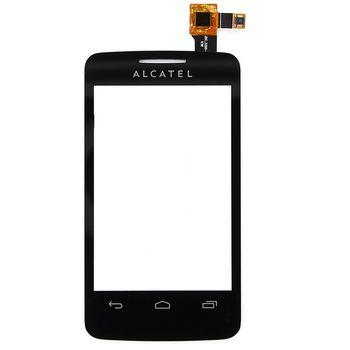 Náhradní díl dotyková deska pro Alcatel One Touch 3040D Tribe, černá