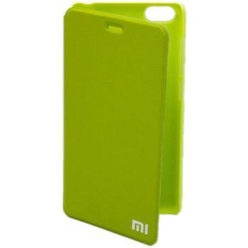 Xiaomi flipové pouzdro pro Mi4i, zelené