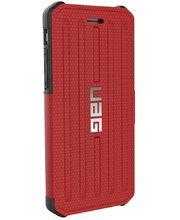 UAG flipové pouzdro Metropolis Magma pro iPhone 7/6s, červené
