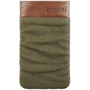 Bugatti Elements Twice slim case universal M (73 x 125mm) - zelené