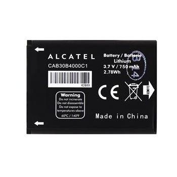 Alcatel originální baterie CAB30B4000C1 pro Alcatel One touch 2010D, eko-balení