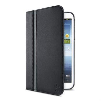 """Belkin ochranné pouzdro se stojánkem pro Galaxy Tab 8"""", černé"""