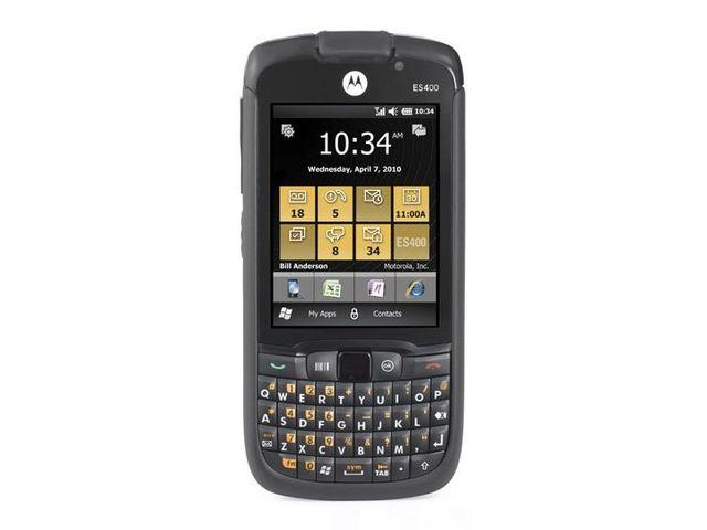 obsah balení Motorola ES400