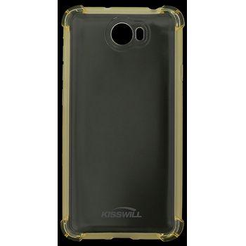 Kisswill Shock TPU pouzdro pro Huawei Y5 II, zlatá
