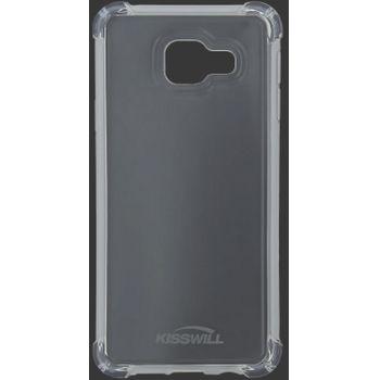 Kisswill Shock TPU pouzdro pro Samsung A310 Galaxy A3 2016, transparentní