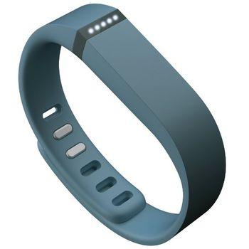 Fitbit Flex pásek monitorující denní aktivity - šedý, bazar