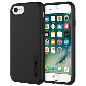 Incipio ochranný kryt DualPro Case pro Apple iPhone 7/6S/6, černá