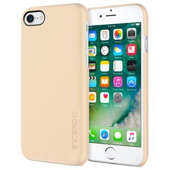 Incipio ochranný kryt Feather Case pro Apple iPhone 7, zlatá