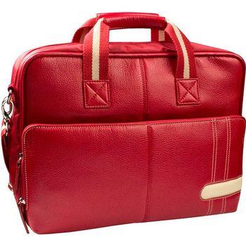 """Krusell Gaia Laptop taška na notebook - do 16"""" - červená"""