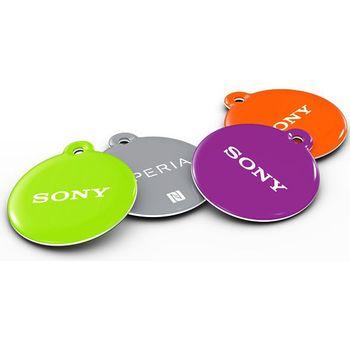 Sony Xperia SmartTags NT2 pro NFC - 4ks - rozbaleno, záruka