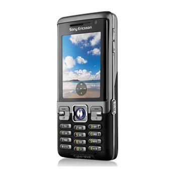 Sony Ericsson C702 Speed Black
