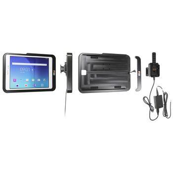 Brodit odolný držák do auta na Samsung Galaxy Tab A 9.7 bez pouzdra, se skrytým nabíjením