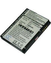 Baterie (ekv. D-X1) pro Blackberry 8900 Curve, 8930, 9500 Storm, 9520,  Li-ion 3,7V 1400mAh