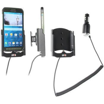 Brodit držák do auta na Samsung Galaxy S5 Active bez pouzdra, s nabíjením z cig. zapalovače